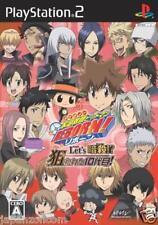 Used PS2 Katekyo Hitman reborn ! Let's Ansatsu SONY PLAYSTATION JAPAN IMPORT