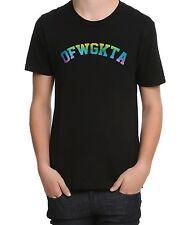 Odd Future OFWGKTA RAINBOW T-Shirt Black NWT 100% Authentic