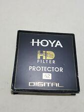 Hoya HD Filter Protector 62mm Digital