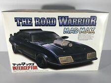 New Aoshima MAD MAX 2 1/24 The Road Warrior Interceptor Model Kit