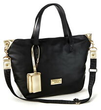 Versace Large Black & Gold Zipped Tote with Purse  / Shopper / Beach / Hand Bag