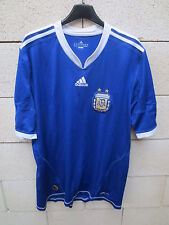 Maillot ARGENTINE ADIDAS ARGENTINA away shirt jersey camiseta Climacool 2010 L