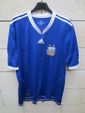 Maillot ARGENTINE ADIDAS ARGENTINA away shirt jersey camiseta Climacool 2010 L