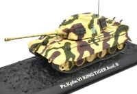 ATLAS ULTIMATE TANK COLLECTION 1/72 GERMAN WWII PZ.KPFW.VI KING TIGER AUSF.B '44