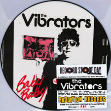 "Vibrators, The - Baby Baby / Into The Future ... Pict (Vinyl 7"" - EU - Original)"
