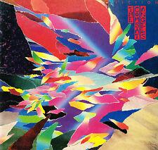 "THE COMSAT ANGELS Fiction 12"" LP Printed Inner+BOOKLET Polydor UK 1982 POLS1075"