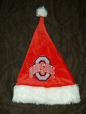 Embroidered  OHIO STATE Santa Hat