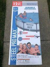 12 Ft Best Waysteel Pro Max Pool