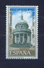 SPAIN ESPAÑA 1974 MNH SC.1810 Spanish academy of fine arts in Rome