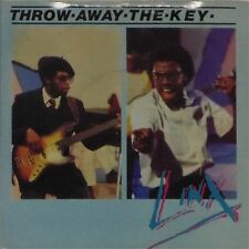 "LINX 'THROW AWAY THE KEY' UK PICTURE SLEEVE 7"" SINGLE"