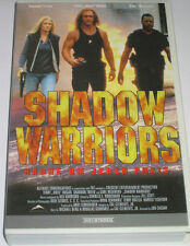Shadow Warriors - VHS/Action/Hulk Hogan/Carl Weathers/UFA 4489/FSK 18