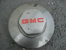 "1 GMC GRAY CENTER HUB CAP RIM WHEEL JIMMY SONOMA 94-04 2wd 15"" TRUCK CHEVY S10"