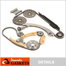 00-11 Chevrolet Pontiac Saturn 2.2L 2.4L DOHC Timing Chain Kit+Balance Shaft Kit