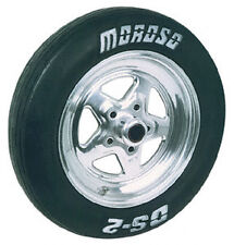 Moroso 17025 DS-2 Front Drag Tire Size 25/4.5-15 Recommended Rim Width 3.5-5