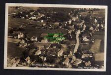 126910 AK Fotokarte Bischheim bei Kamenz Luftbild Fliegeraufnahme 1940