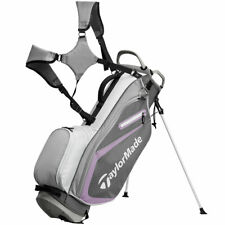 TaylorMade Ladies Select Stand Bag - Kalea Silver