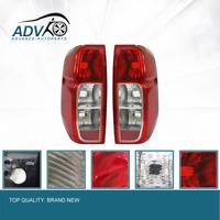 Pair Tail Light Fit For Nissan Navara D40 2005-2014 L&R Rear Lamp Taillight