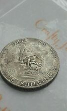 King George V Silver Shilling 1926 Birthday Year Coin Circulated