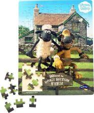 Puzzles en bois avec film et télé