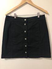 Country Road denim skirt black size 10