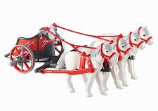 Playmobil 6496 Roman Quadriga 4 horse Chariot NEW Add On Set