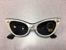 Vintage Ray Ban 1950's Women's Cat Eye Sunglasses Lisbon