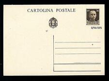 MONTENEGRO (Occup. Milit. Italiana) - 1941 - Cart. Post. - CERNA GORA sovr. nera