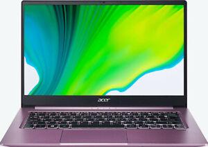 "Acer Swift 3 SF314-42-R8YB violett AMD Ryzen 14"" Full HD matt 8GB 256GB 1,2 kg"