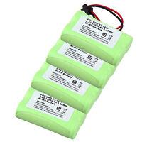 4x Panasonic 1400mAh 2.4V battery for Uniden:BT904 BP904 BT1007 BT1015 EXP371