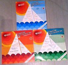 Lotto stock 3 lp Canzoni per l'estate 84 1984 pop 80 italo disco