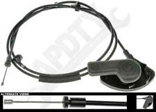 APDTY 119238 Hood Release Cable w/ Handle Fits 13-17 Ford C-Max & 12-18 Focus