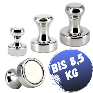 Pinnwand Magnet Kegelmagnet Neodym Magnete bis 8,5KG Zugkraft Kegel Magnettafel
