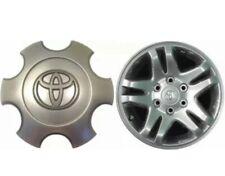 2003-07 Toyota TUNDRA SILVER Wheel Center Hub Cover Cap OE 42603 420NM 01