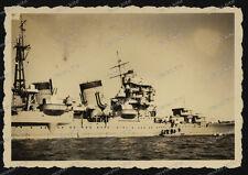 Japan-足柄-Schwerer Kreuzer-IJN Ashigara-Myökö-Klasse-1936-Kiel-Japanese-13