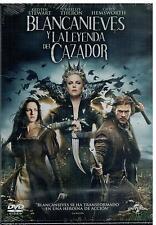 Blancanieves y la leyenda del cazador (DVD Nuevo)