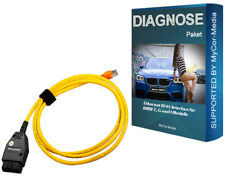 Ethernet Diagnose Interface für BMW F-Modelle komp. Rheingold, E-SYS + Software