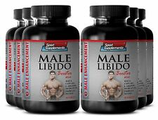 Prostate Formula Tabs - Male Libido Booster 1300mg - Stinging Nettle Root 6B