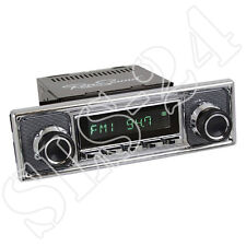 "RETROSOUND Autoradio ""Santa Barbara"" Komplett-Set ""Becker"" Retro DAB+ Radio Set"