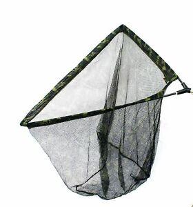 "Dinsmores Syndicate Carp Triangular Camo-Mix Fishing Landing Net 42"" (105cm)"