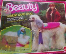 Vintage Beauty Barbie Doll's Dog   1979  MATTEL(S) Incomplete W/Box