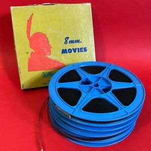 Vintage 5 x 400 Reels 8 mm movie TEMPEST - 1928 Blackhawk Films