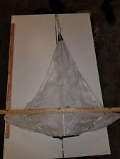 Pilot Chute - 30 inch diameter MA-1 parachute 1670-00-365-2308 White - New