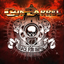 GUN BARREL - Brace For Impact - Digipak-CD - 205765