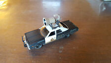 Greenlight Hollywood1974 Dodge Monaco Blue Brothers Bluesmobile with Speaker