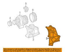MERCEDES OEM 1997 E420 4.2L-V8-Alternator Mount Bracket 1191501770