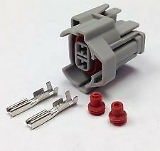 Nippon Denso Fuel Injector Connector Sard Tomei Blitz HKS Helix 1jz 2jz toyota 1