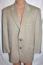 LANIFICIO DEL CASENTINO CASHMERE MEN sport jacket coat blazer 44 R 44R