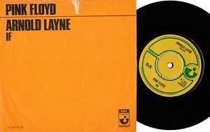 PINK FLOYD - Arnold Layne (Syd Barrett) IF (Waters) 7'' / 45 giri 1967 Harvest