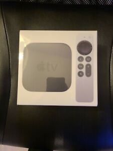 Apple TV 4K 32GB (2nd Generation) Media Streamer - 2021 - Brand New Sealed!