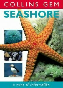 Collins Gem - Seashore by Morris, Rosalind Paperback Book The Cheap Fast Free